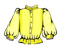 Vocabulário de Inglês: clothes (roupas)
