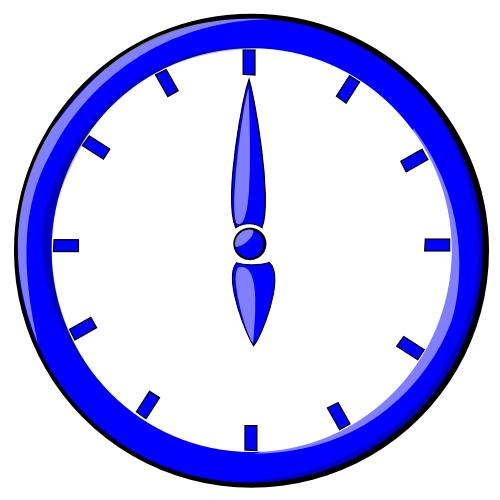 Vocabulário de Inglês: Telling time (dizendo as horas)