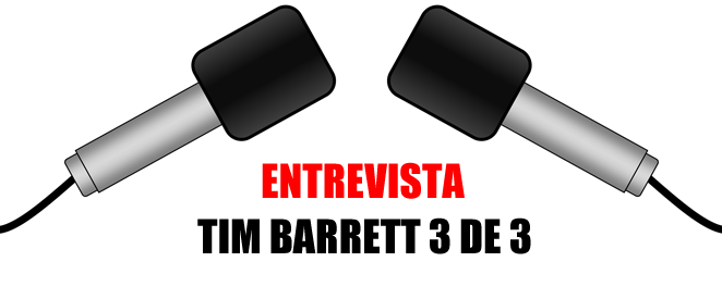 Inglês - Entrevista com Tim Barrett (Tim and Tammy Teach), 3 de 3