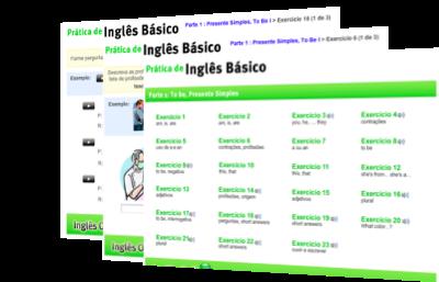 Exercícios De Inglês Inglês Online