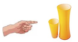 Inglês this-that-these-those These yellow cups
