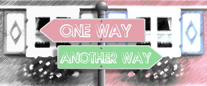Como você usa WAY em inglês