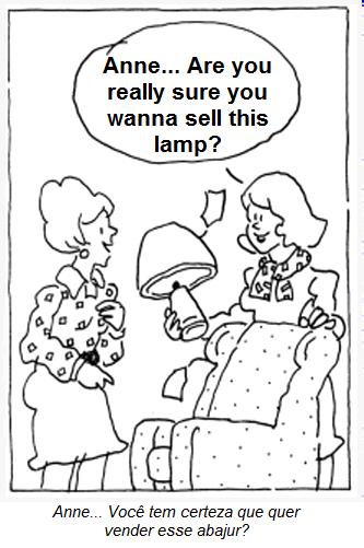 Inglês com Cartoons #76