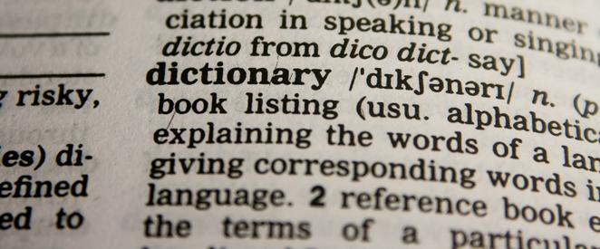 Os três dicionários de inglês que eu uso todo dia
