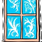 pronúncia de inglês: frost