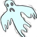 pronúncia de inglês: ghost