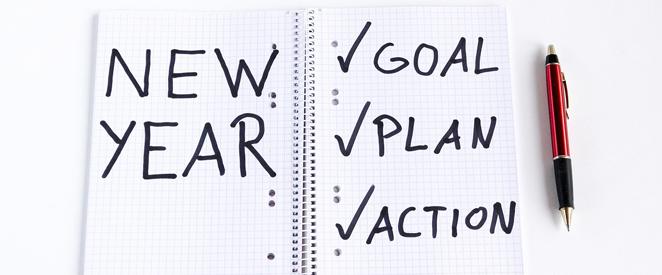 Qual é a sua resolution pro Ano Novo em inglês