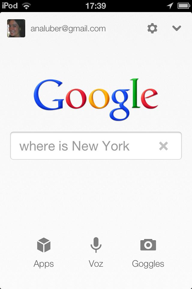 app Google Search