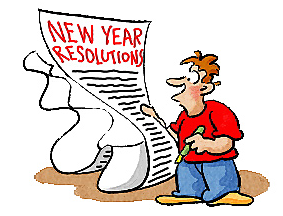 What are your 2013 resolutions?