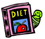 diet e light em inglês
