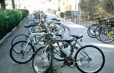 inglês: bicycles