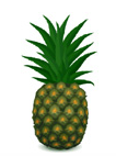 abacaxi em inglês