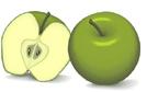 maçã em inglês