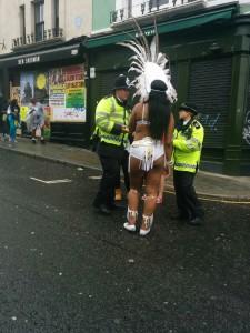 Inglês Online samba em Londres