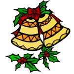 inglês sinos Natal