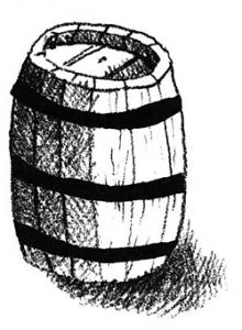 ingles barrel