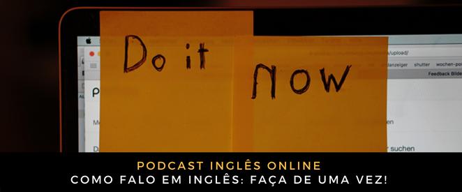 Inglês Online Faça de uma vez
