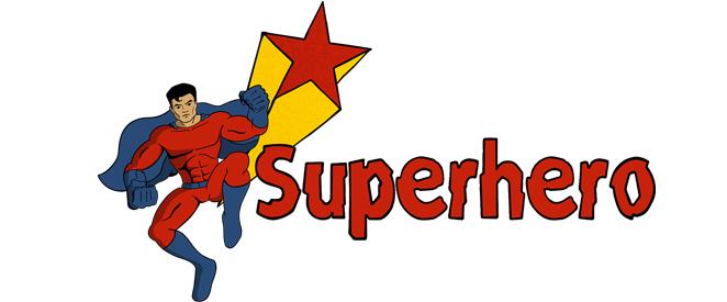 Mulher maravilha e outros super-heróis em inglês