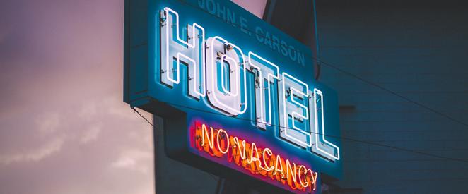 Frases em inglês para hotel