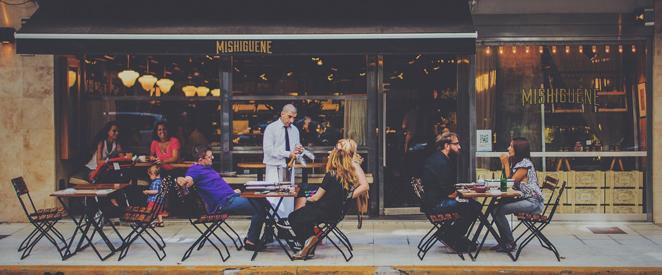Frases em inglês para restaurantes