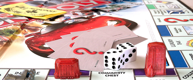 Inglês - 20 jogos de tabuleiro de países de língua inglesa