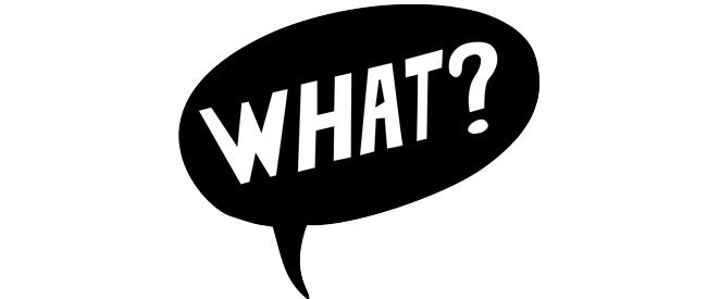 Inglês - Interrogative pronouns