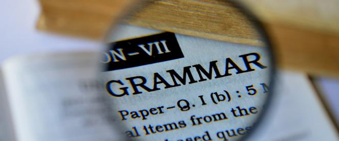 Teste de nível de inglês (Grammar Test Online)