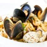 Podcast inglês online: mussels