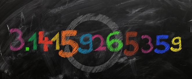 Frações, Porcentagens e Números Decimais em inglês