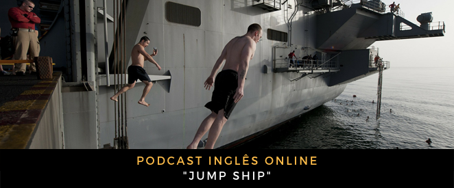 Podcast Jump ship