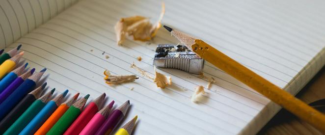 Partes da escola e objetos escolares em inglês