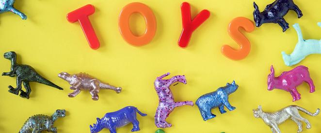 brinquedos em ingles