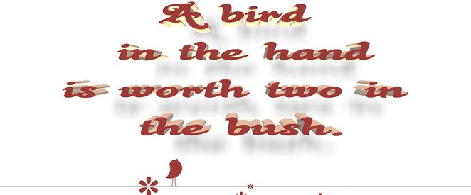 proverbios em ingles