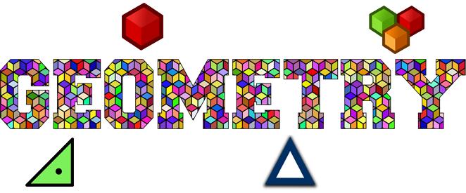 formas geometricas em ingles