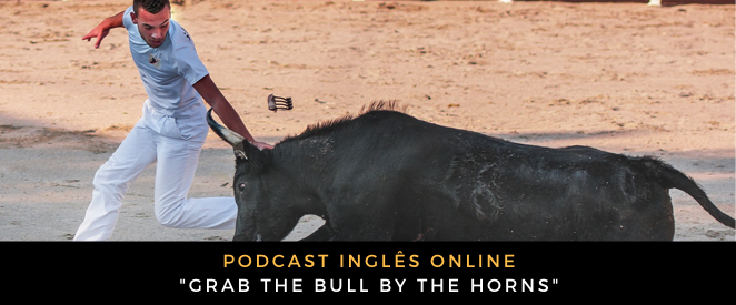 Podcast-grab the bull by the horns