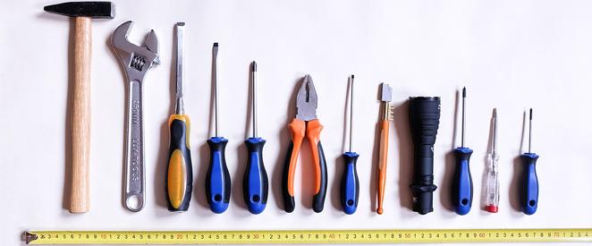 ferramentas em ingles