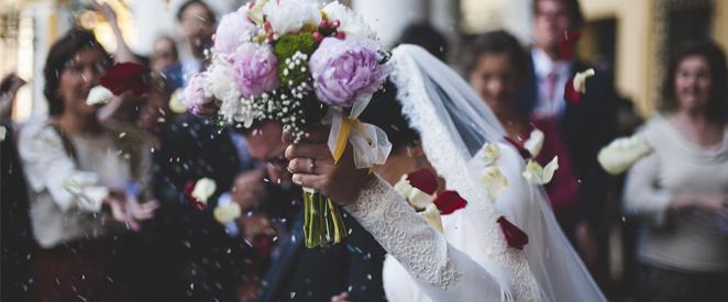 vocabulario sobre casamento em ingles