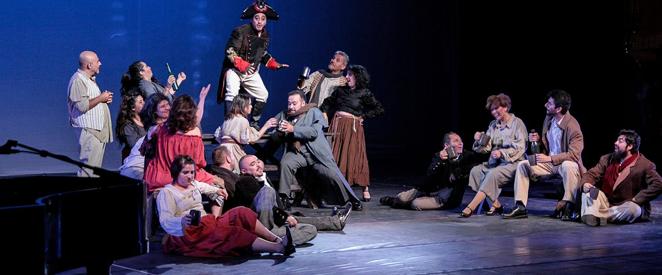 vocabulário sobre teatro em inglês