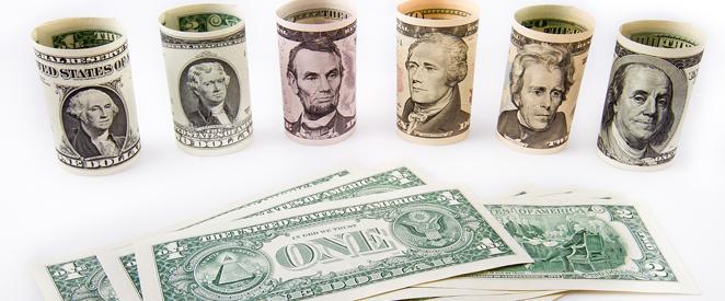expressões sobre dinheiro em inglês