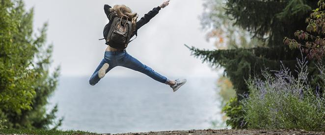 phrasal verbs com jump